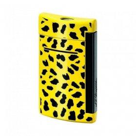 accendino dupont minijet leopardo