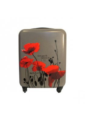 Trolley Hdueo poppies
