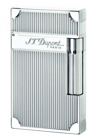 Accendino Dupont Linea 2 argento
