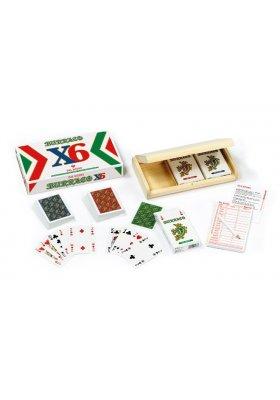 Carte da gioco burraco Dal Negro
