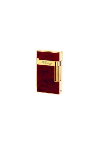 Accendino S.T. Dupont Linea 2 red natural